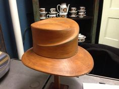 Hat Block #millinery