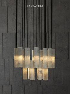 The simple cylinder is a perfect starting point for a beautiful object carved from stone, not a material that immediately springs to mind when talking about lighting. Spanish architect and designer David Lopez Quincoces, however has made it a stunning reality with his Silo pendant lamp. Available in both classic Bianco Carrara and in the warm dark tones of Pietra d'Avola, it gives off a beautifully soft and seductive light. It can be configured either as a single lamp or as a cluster, or,...