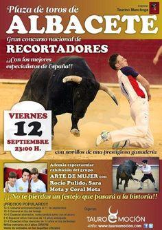 torodigital: Concurso de recortadores de Albacete