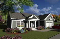 House Plan 70-1237