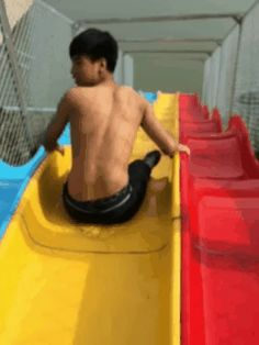 The World's Worst Waterslide