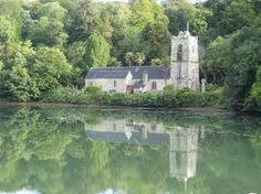 St Just in Roseland, Cornwall