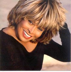 """Tina Turner ~ Born Anna Mae Bullock, 26 Nov 1939 ~ An American singer & actress whose career has spanned more than 50 years. has won numerous awards. Started as part of the Ike & Tina Turner Revue with then husband, Ike. Published bio """"I, Tina"""" revealing severe physical & mental abuse at the hands of Ike. Since a solo artist, known as the most successful female rock artist of all time & one of the greatest singers of all time"""" by Rolling Stone following an 80's  comeback when in her 40's."""