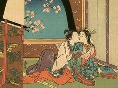 鈴木春信の錦絵