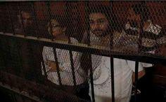 استئناف إعادة محاكمة #علاء_عبد_الفتاح في أحداث الشورى