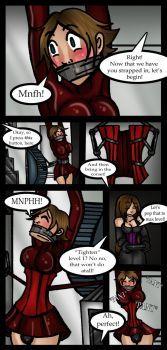 DeviantArt: More Like Dress Up Comic...Commission by Tilly-Monster
