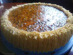 torta fria de parchita