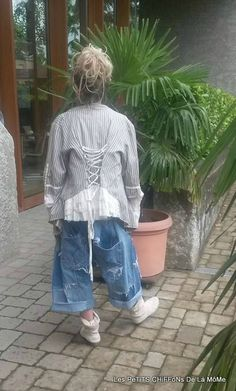 11-Sab en MP jumper jeans pièce unique trouvé pour son plus grand bonheur