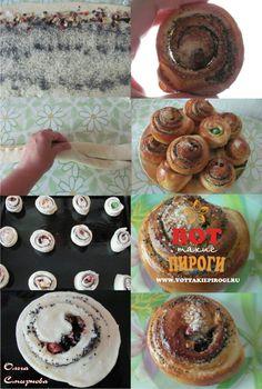 Более 100-та подробнейших мастер-классов по украшению пирогов и разделке теста. Обсуждение на LiveInternet - Российский Сервис Онлайн-Дневников