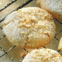 Mandel-Grieß-Kekse