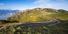Roadtrip Kustweg Corsica Frankrijk met TomTom