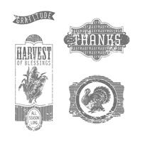 Harvest of Thanks Stempel Stampin' Up!