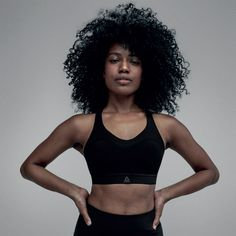 Reebok's gel-infused PureMove sports bra firms up in response to movement  Sportswear brand Reebok has applied a texture-changing gel used in NASA's spacesuits to make a bra that adapts to support different levels of moveme... http://drwong.live/art/design/reebok-sports-bra-puremove-gel-infused-firm/ Web Design, Graphic Design, Sportswear Brand, Design Reference, Reebok, Character Design, Live Art, Fashion, Moda