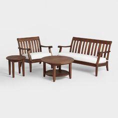 St Martin patio furniture from World Market