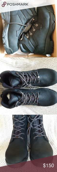 7a82ff870ba 22 Best steel toe boots images in 2017 | Shoes, Shoe boots, Fashion