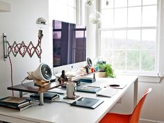 espacios de trabajo para la inspiracion