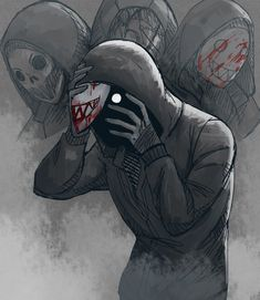 Dead by daylight New Killer dbd Dark Anime, Arte Horror, Horror Art, Dark Fantasy Art, Dark Art, Arte Dark Souls, Horror Drawing, Dark Drawings, Arte Obscura