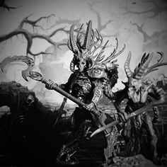 The children of the Everqueen take root in even the most barren soil; fallow fields sown with bones and watered with tears. The wy...
