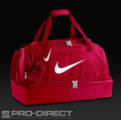 Nike Club Team Medium Hardcase Bag - Red