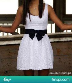 Wonderful! *. * #fashion #dress #summer #bow