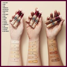Maybelline Concealer, Base Maybelline, Superstay Maybelline, Bronzer, Swatch, Instant Age Rewind Concealer, Bright Summer Acrylic Nails, Dark Circles Treatment, Eye Treatment