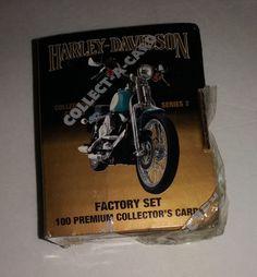 1992 HARLEY DAVIDSON COLLECTOR CARDS SET 2