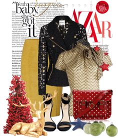"""""""Holiday style"""" by kimberlee123 on Polyvore"""