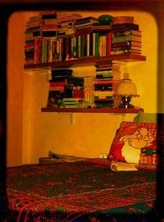 Il luogo di lettura preferito da Serena! Grazie per averci inviato il tuo scatto :)