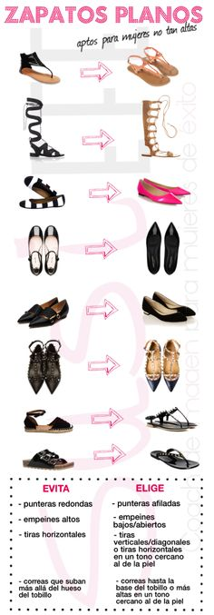 flat shoes for smaller woman