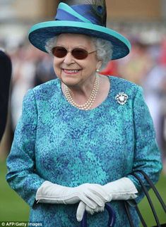 ... Hm The Queen, Her Majesty The Queen, Duchess Of Cornwall, Duchess Of Cambridge, Adele, Buckingham Palace Garden Party, Trooping Of The Colour, Horse Guards Parade, Princess Anne