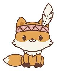 Online shopping from a great selection at Shinobi Stickers Store. Emoji, Fox Drawing, Animal Doodles, Cute Kawaii Animals, Cartoon Characters, Fictional Characters, Cute Doodles, Line Sticker, 2d Art