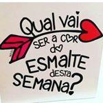 "315 Likes, 2 Comments - Por @ju_costa_adesivos (@unhasjucosta) on Instagram: ""@Regrann from @grazielabrum - Bom dia  Leite de coco @esmaltecolorama Neném @mundial_impala . .…"""