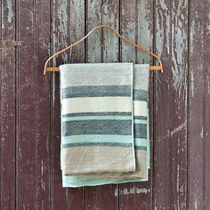 Striped Alpaca Throw in House+Home HOME DÉCOR Throws at Terrain