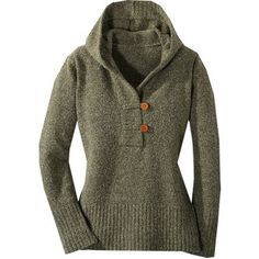 Columbia Nubby Nouveau Hoodie - ready to curl up with a cup of coffee and a book!