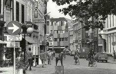 Veemarktstraat Breda (jaartal: 1970 tot 1980) - Foto's SERC