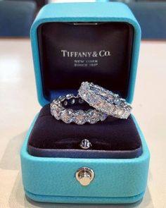 Eternity Ring Diamond, Diamond Bands, Diamond Wedding Bands, Wedding Rings, Eternity Bands, Tiffany Girls, Tiffany & Co., Tiffany Engagement, Gold Engagement Rings