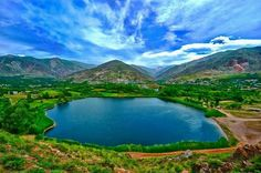 Ovan lake is a small alpine lake in Alamut region of Arburz range, in Qazvin province of Iran Iran Travel, Local Tour, Alpine Lake, Tour Operator, Travel Agency, Amazing Nature, Places To See, Tourism, Nature Photography