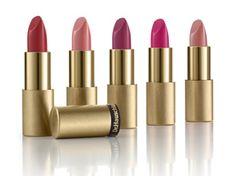 New Dr Hauschka Inner Glow Lipsticks So Hy And Bright Yet Sheer