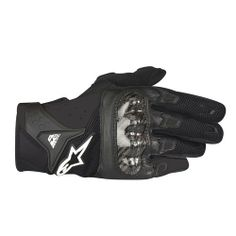 quality design 8e6ad c303a Alpinestars SMX-2 Air Carbon Gloves at RevZilla.com Motos, Cascos De  Motocicleta