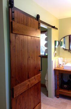Barn Door from Rusticahardware.com