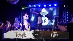Freestyle Rap, La Red, Regional, Red Bull, Hiphop, Chile, Concert, Rap Battle, Roosters