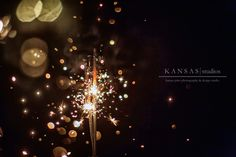 Sparklers, fireworks - settings and tips - Kansas Pitts