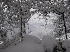 #valgandino #neve #natura #prealpi