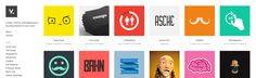 """Dunked """"create your online portfolio without learning code. For free."""""""