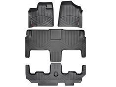 2009 Volkswagen Routan | WeatherTech FloorLiner custom fit car floor protection from mud, water, sand and salt. | WeatherTech.com