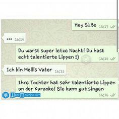 Lustige WhatsApp Bilder und Chat Fails 62 - Lippen