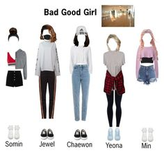 """""""Bad Good Girl ~ Dance Practice"""" by nsgirls ❤ liked on Polyvore featuring Topshop, NIKE, Givenchy, adidas, WALL, Wales Bonner, rag & bone/JEAN, Vetements, Monrow and Karla Colletto"""