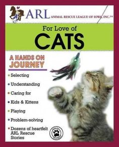 Animal Rescue League of Iowa For Love of Cats