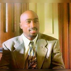 Tupac in the movie Gang Related, 1997.  He portrayed Detective Rodriguez, a gambling, murderous narc with a conscience.