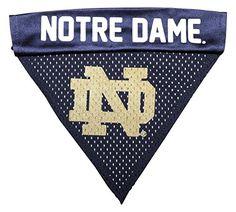 Notre Dame Fighting Irish Dog Bandana